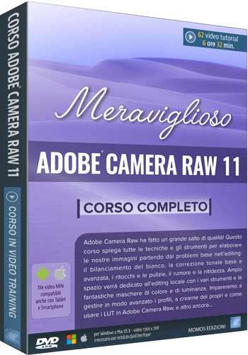 Corso Adobe Camera Raw 11
